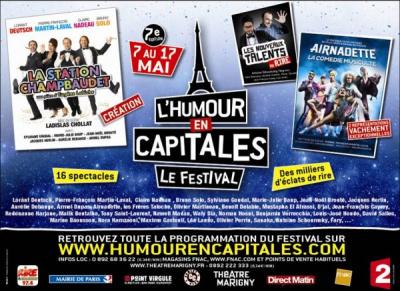 L'Humour en Capitales 2013