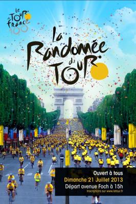 Randonnée Tour de France 2013