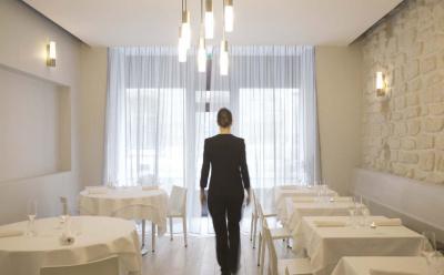 Restaurant Es par Takayuki Honjo à Paris