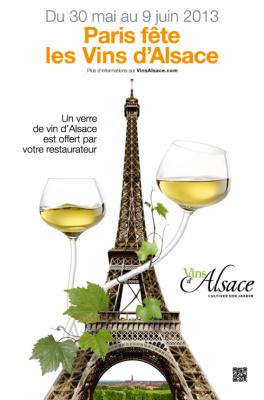 Paris fête les Vins d'Alsace dans 80 restaurants et bars à vins