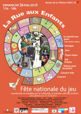 Festival de la rue aux enfants 2013