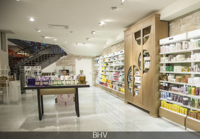 Soirée de lancement du Nouvel espace beauté du BHV