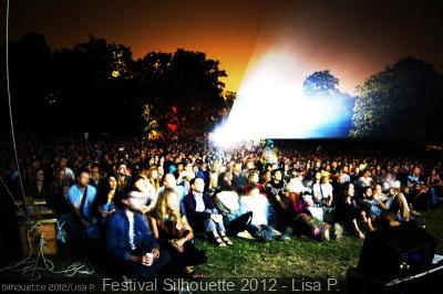 Festival Silhouette 2013 au Parc de la Butte du Chapeau Rouge