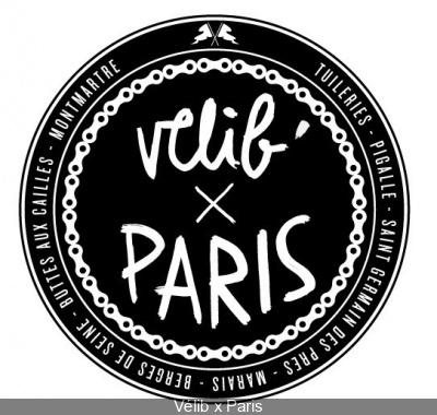 Vélib x Paris grand palais
