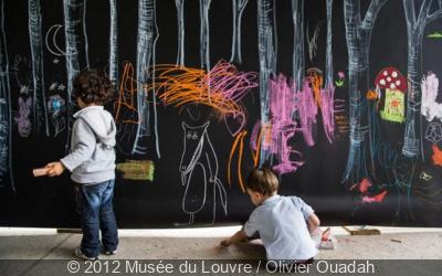Week-end Familles au Jardin des Tuileries les 8 et 9 juin 2013