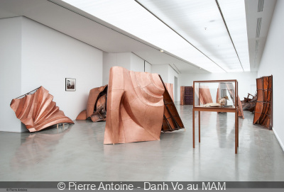 Exposition Danh Vo au Musée d'Art Moderne de paris