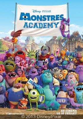 Monstres Academy en avant-première à paris avec les talents du film