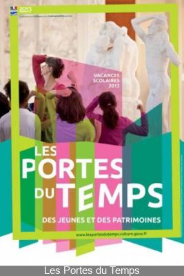 Les Portes du Temps 2013