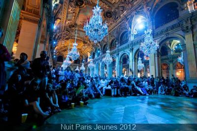 La Nuit Paris Jeunes
