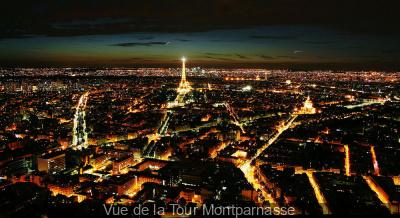 Nuit des étoiles 2013 à la Tour Montparnasse