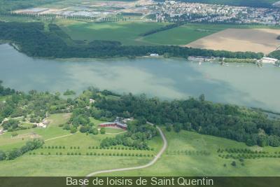 La Base de loisirs de Saint Quentin en Yvelines