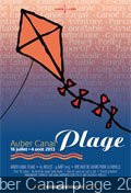 Auber Canal plage 2013