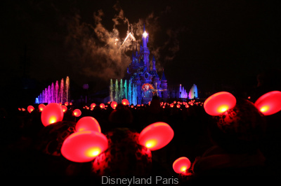 Disney Light'Ears, Disneyland Paris