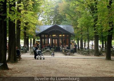 la buvette des marionnettes du jardin du luxembourg