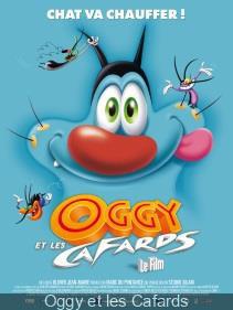 Animations Oggy et les Cafards à la Fnac