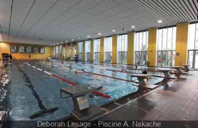 Guide des piscines parisiennes : 20ème arrondissement