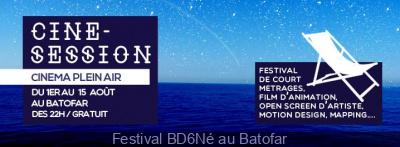 Festival BD6Né au Batofar
