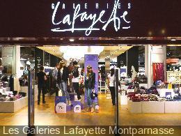 Les Galeries Lafayette Montparnasse Fêtent leur 40 ans