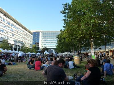 Festi'Bacchus 2013 à Paris