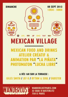 Mexican Village au Wanderlust