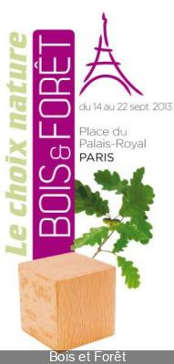 Bois et Forêt, Place du Palais Royal