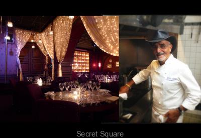 La Fête de la Gastronomie au Secret Square avec Gérard Cagna