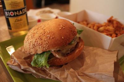 Bioburger Paris 9e