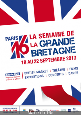 La Semaine de la Grande Bretagne à Paris