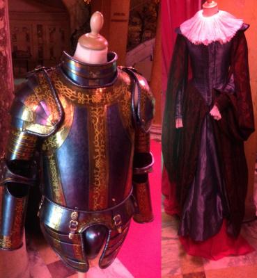 Peris By Les Ambassadeurs, costumes