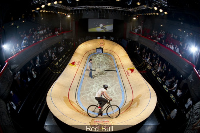 Red Bull Mini Drome 2013 à la Cigale à Paris