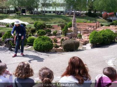Balades d'automne contées à France Miniature