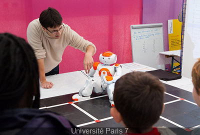 La Fête de la Science 2013 à Paris Diderot