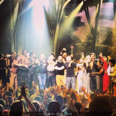 Robin des bois, la comédie musicale au Palais des Congrès de Paris