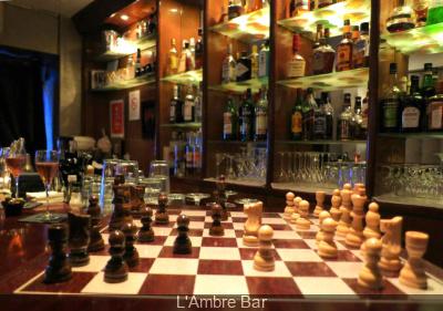 l'ambre bar à paris
