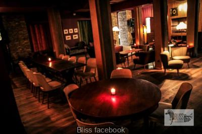 Bliss : le restaurant pizzeria, bar à cocktails
