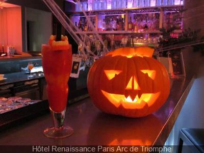 Brunch d'Halloween au Makassar Lounge & Restaurant