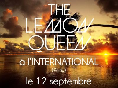 FRENCH POP MISSION /// THE LEMON QUEEN + LOUIS DE LIGHT + COKPIT