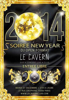 Soirée New Year