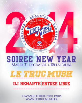 SOIREE NEW YEAR