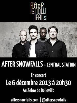 After Snowfalls + Central Station