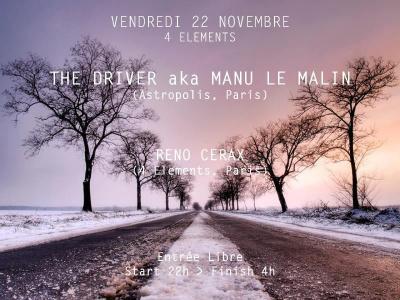 Drive me: The Driver aka Manu Le Malin