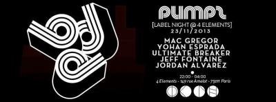 PUMPZ [Label Night]