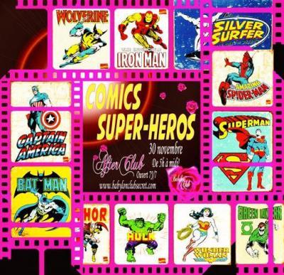 Comics Super-Héros