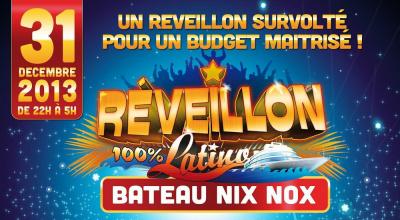 REVEILLON 100% LATINO : UN REVEILLON SURVOLTE POUR UN BUDGET MAITRISE !!!