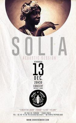 SOLIA Acoustic Session
