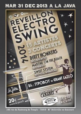 RÉVEILLON ELECTRO SWING