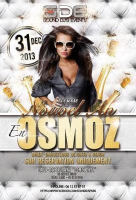 Nouvel An en OSMOZ