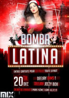 Bomba latina - entrée gratuite @Mix club
