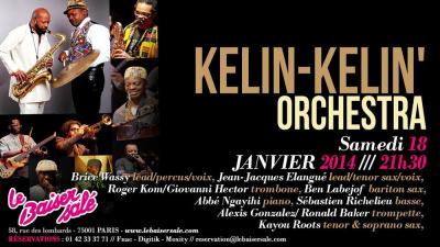 KELIN-KELIN' ORCHESTRA - Résidence