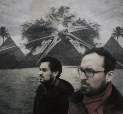 Duos éphémères - Egyptology, avec la participation de Rubin Steiner